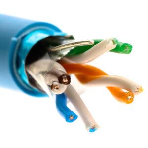 Kabel drut kat.5 F/UTP LSZH – Telegartner
