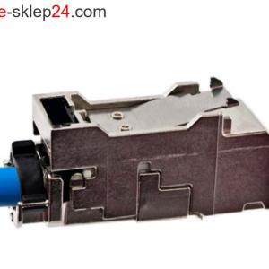 Gniazdo keystone RJ45 kat.6A ekranowane odlew- Telegartner