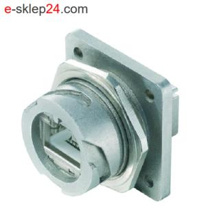 STX V1 łącznik RJ45-RJ45 6A metal IP67 – Telegartner
