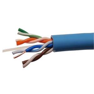 Kabel drut kat.6 U/UTP LSZH – Telegartner