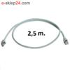 L00002A0119 patchcord 25m szary ftp telegartner