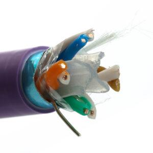 Kabel drut kat.6 F/UTP LSZH – Molex