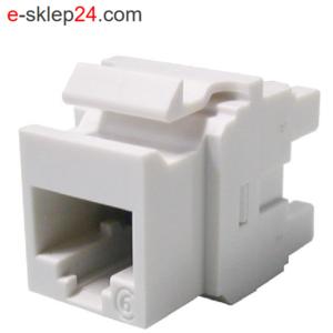 Gniazdo keystone RJ45 kat.6 nieekranowane – Molex