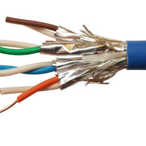 Kabel drut kat.7 S/FTP LSZH – Telegartner