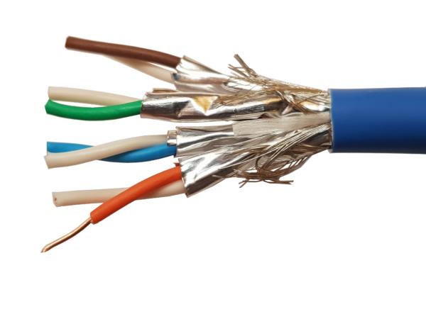 L02002A0181 Kabel drut kat.7 S/FTP - Telegartner