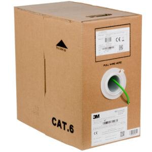 Kabel drut kat.6 U/UTP LSOH – Corning
