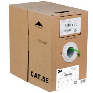 Kabel drut kat.5e U/UTP PVC – Corning
