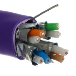 Kabel drut kat.6A U/FTP LSOH – Molex