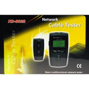 Tester – Miernik sieci LAN